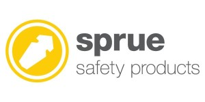 Sprue Safety logo